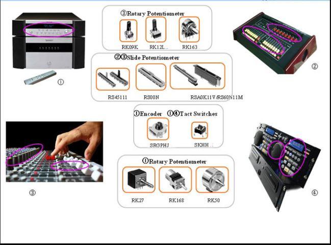 产品应用-舞台音响类